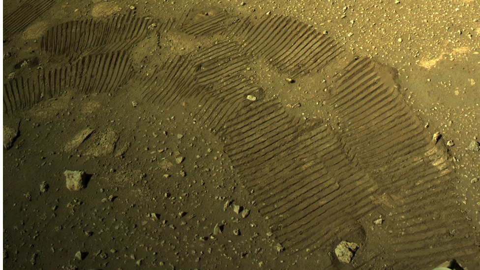 NASA i sletanje na Mars: Rover