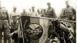 Oslobođenje Beograda u Prvom svetskom ratu na Tviteru