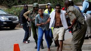 Napad u Keniji: Snimci iz hotelskog kompleksa u Najrobiju
