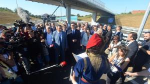 Miloš Veliki, Vožd Karađorđe: Koji su autoputevi najneophodniji
