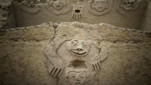 Peruanski arheolozi otkrili mural star 3.800 godina