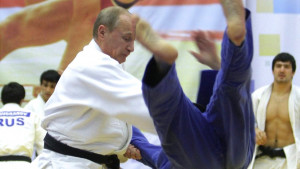 Rusija, svet i politika: Vladimir Putin kao akcioni junak