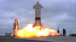 Svemirska istraživanja: Raketa Staršip uspešno sletela posle četiri probna lansiranja