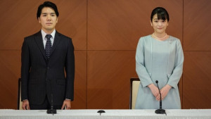 Japanska princeza Mako: Odrekla se titule i udala za čoveka kog voli