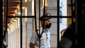 Grčka crkva i incident: Sveštenik osumnjičen za trgovinu drogom napao episkope kiselinom