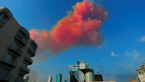 U fotografijama: Haos i ruševine u Bejrutu posle eksplozije