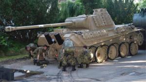 Nemačka i Drugi svetski rat: Kako je deka sakrio tenk u podrum