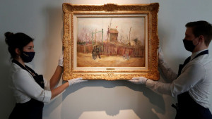 Van Gog i umetnost: Slika Pariza čuvenog umetnika prikazana po prvi put posle 100 godina