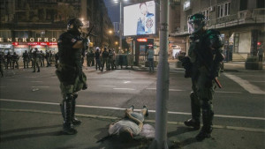Protesti u Srbiji: Kako zakoni definišu prekoračenje ovlašćenja policije
