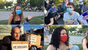 Protesti u Beogradu: