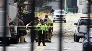 Eksplozija automobila u Bogoti, ima stradalih