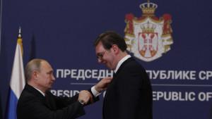 """Vladimir Putin u Beogradu: Pet stvari koje su obeležile """"Putindan"""""""
