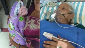 Indijka rodila bliznakinje u 73. godini nakon vantelesne oplodnje