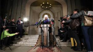 Ruska pravoslavna crkva prekida odnose s Carigradskom patrijaršijom