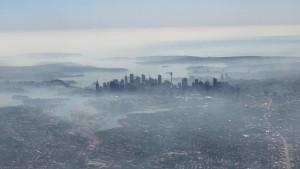 Požari u Australiji: Sidnej u dima zbog velikih požara