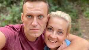 Aleksej Navaljni krivi Vladimira Putina za trovanje
