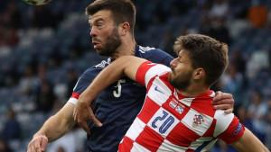 EURO2020: Hrvatska slavi - majstori Modrić i Perišić otvorili vrata nokaut faze