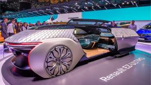 Sajam automobila u Ženevi: Luksuz, klasika i leteći modeli