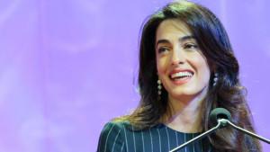 Amal Kluni imenovana za specijalnu izaslanicu britanske vlade za slobodu medija