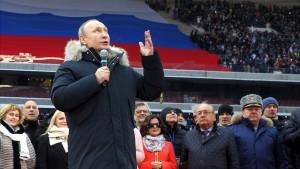 Vladimir Putin: 20 godina u 20 fotografija