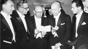 Ivo Andrić, Nobelova nagrada i razmirice: Jedan evropski život i i brojne balkanske rasprave