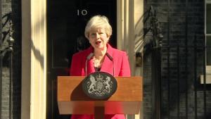 Premijerka Velike Britanije podnosi ostavku u junu