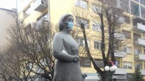 Korona virus i Valjevo: Kako izgleda život u jednom od žarišta u Srbiji