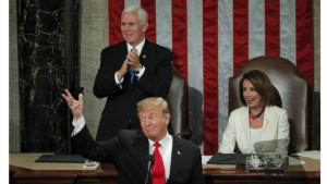 Trampovo obraćanje naciji: Pet najvažnijih stvari