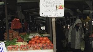 Korona virus, pijace i internet: Kako hrana stiže do vas u doba epidemije u Srbiji
