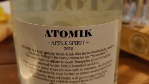 Alkohol i Ukrajina: Policija zaplenila liker od jabuka iz Černobilja
