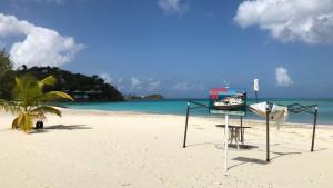 Korona virus: Karipski raj pust bez turista