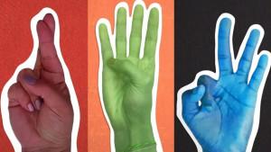 Život i psihologija: Kako brojanje na prste odaje vašu nacionalnost
