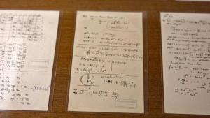Ajnštajnovi rukopisi: Predstavljeno više od 110 novootkrivenih dokumenata