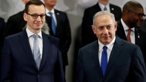 Samit Izraela i Višegradske četvorke otkazan zbog spora o holokaustu i