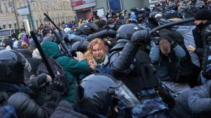 """Rusija, Putin, Navaljni i tehnologija: Učesnike demonstracija pronalazi """"Veliki brat"""""""