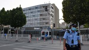 Korona virus, Kina i Amerika: Peking negira da su diplomate podvrgnute analnim brisevima