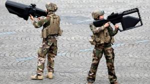 Francuska: Pisci naučne fantastike pomažu vojsci protiv neprijatelja