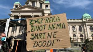 Životna sredina i protesti u Srbiji: