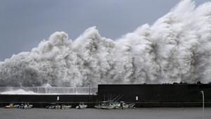 Monstruozno nevreme u Japanu: Najjači tajfun u poslednjih 25 godina