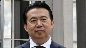 Kina optužuje šefa Interpola za uzimanje mita