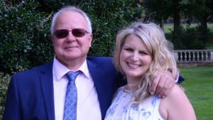 Bolesna ćerka i tata heroj:
