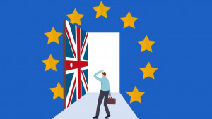 Bregzit: Kako izgleda Velika Britanija pet godina pošto je glasala da izađe iz EU