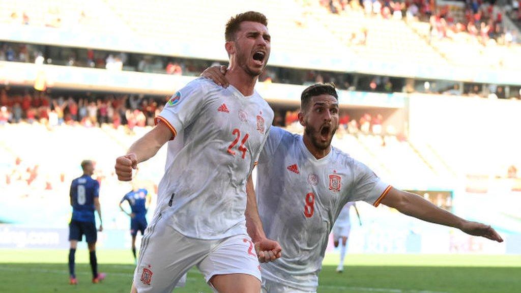 EURO 2020 i fudbal: Španija se razgoropadila, Hrvatska ima čega da se plaši, Švedska prva u grupi