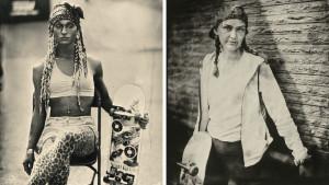 Skejterke: Rodni identitet, radost i fotografije rađene starom tehnikom