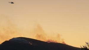 Požar na Zakintosu: