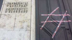 Blokada Rektorata: Studentske bitke u Kapetan Mišinom zdanju