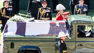 Princ Filip: Pogrebni lend rover i drugi lični detalji na sahrani vojvode