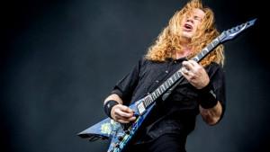 Dejv Mastejn: Pevaču Megadeta dijagnostifikovan rak