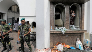 Svedoci napada u Šri Lanki: