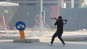 Eksplozija u luci u Bejrutu: Pucnjava na protestu protiv sudije koji vodi istragu